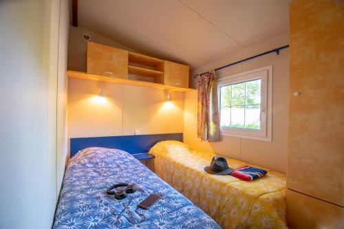 camping les eaux chaudes cottage 3 chambres 04